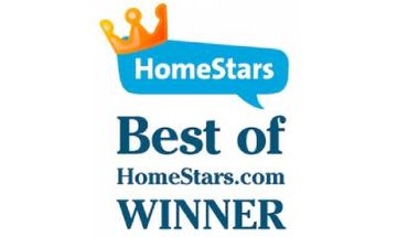 Best of Homestars.com winner