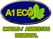A1 Eco Mould Asbestos Removal - logo